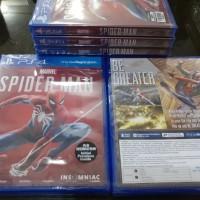 [BNIB] PS4 Spiderman reg All