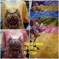Sale....Baju Bali Motif Barong Unisex Dewasa