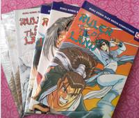 Komik Seri : Ruler The of Land by Jeon Keuk Jin & Yang Jae Hyun