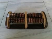 Alat Pijat Kayu Sonokeling untuk Kaki 4 Gerigi