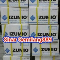 IZUMIO AIR HIDROGEN JUAL KARTONAN MADE IN JAPANG