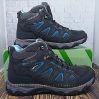 [ORIGINAL] Sepatu Gunung - KARRIMOR MOUNT MID Waterproof Grey Blue