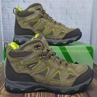 [ORIGINAL] Sepatu Gunung - KARRIMOR MOUNT MID Waterproof Beige/Yellow