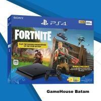 PROMO PS4 SLIM 2106 (FreeOngkir) Garansi Resmi Sony FORTNITE BUNDLE