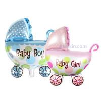 Balon Foil Baby Stroller Jumbo / balon kereta bayi / balon baby shower