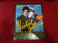 Majalah Hai Edisi Khusus No. 1 tahun 1985 Michael Jackson