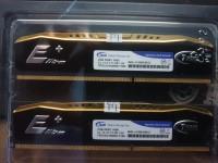 Memory RAM 4 GB (2 x 2) DDR3 Team Elite Plush 1600 Mhz Dual Channel