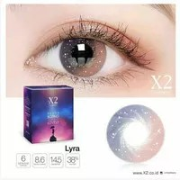 SOFTLENS X2 STARDUST BY EXOTICON / NORMAL ONLY