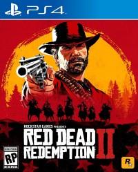 Red Dead Redemption 2 Reg 3 - PS4
