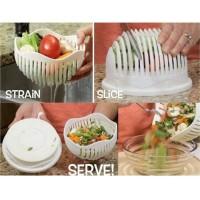 Cutter Bowl Salad / Mangkok Pemotong Salad Sayur dan Buah