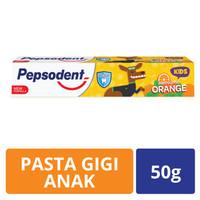 Pepsodent Kids Pasta Gigi Awesome Orange 50G