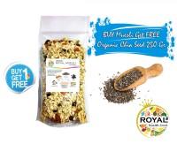 Paket Muesli 500 Gr dan Organik Chia Seed Mexico 250 Gr