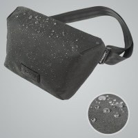 E.S ROGUE W02 - WAISTBAG - WATERPROOF BAG - ANTI THEFT