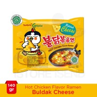 Samyang Hot Chicken Ramen Cheese 140 gr @1pcs