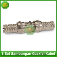 Sambungan Coaxial Kabel