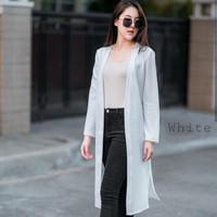 Long Cardy Cardigan Panjang Outer Wanita Murah Mosa