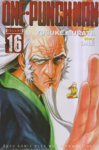 One Punch Man 16