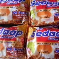 MIE SEDAAP Goreng Rasa Mi Ayam Istimewa Sedap HARGA HEMAT 10 bungkus!