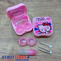 Tempat Softlens Hello Kitty HK-1204