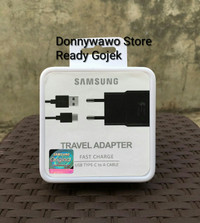 Original Fast Charger Samsung USB Type C Note 8 9 S8 S9 A3 A5 A7 A8 C9