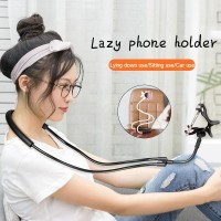 New Lazypod Leher Pinggang Jepit / Lazy Hanging Neck Cell Necklace