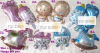 Balon Foil Baby Edition MINI Size (3)