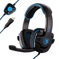 Sades Wolfang SA901 / SA-901 Headset Gaming 7.1