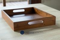 Walnut Tray / Nampan Kayu / Wooden Tray