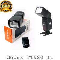 Thinklite Flash Godox TT520 II + Wireless Trigger