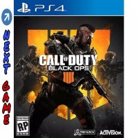 PS4 Call of Duty Black Ops 4 Region 3 (Internet Required)