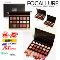 Focallure 18 Colors Eyeshadow Pallete Original