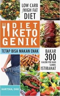 Buku Diet Ketogenik - Kartika dkk