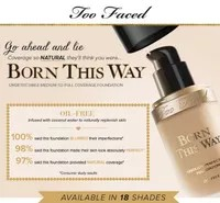 Too Faced Born This Way Foundation [Full Size]