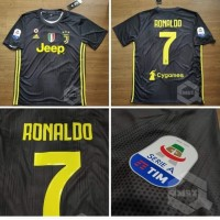 JUVENTUS 3RD THIRD 2018/2019 CLIMACHILL PLAYER VERSION RONALDO