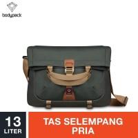 Bodypack Prodiger Gallivant Shoulder Bag - Green / Tas Selempang Pria