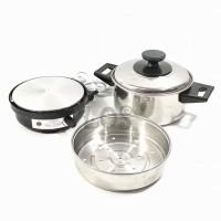 Panci Listrik Maspion Multi Cooker MEC-2750 (00112.00117)