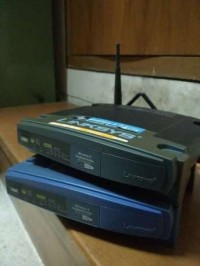 Wireless Router Linksys