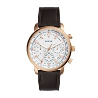 Fossil Goodwin Chronograph Brown Leather FS5415