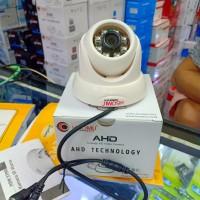 KAMERA CCTV INDOR HISOMU AHD 720P 1.3MP TERBARU