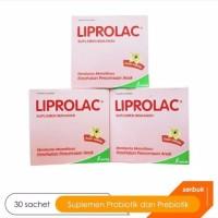 liprolac /liprolac/vitamin pencernaan /masalah diare bayi dan anak