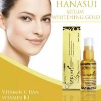 HANASUI SERUM GOLD WHITENING JAYA MANDIRI ORIGINAL BPOM 100%