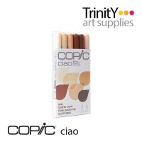 Copic Ciao Marker 6 Color Set Skin Tones Skintone Skin Tone