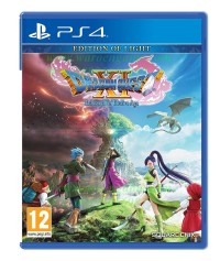 PS4 Dragon Quest XI Echoes Of An Elusive Age FREE DLC (R2 / English)