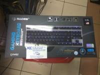 Sades Mechanical Keyboard TKL Karambit Murah