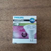 Lampu Led Halogen Spot Philips ESSENTIAL 5 Watt CDL/ WW 12 Volt