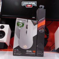 SteelSeries Rival 110 - White