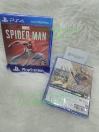PS4 Marvel's Spider-Man (Reg 3 / R3 / English, Playstation 4 Game)
