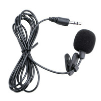 MIC CLIP ON KLIP Microphone MINI jack 3.5mmPC Notebook LAPTOP HP SMULE