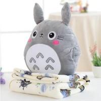 Balmut Totoro Gray Boneka Totoro Boneka Kucing Boneka We Bare Bears