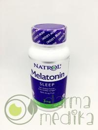 Natrol Biotin Melantonin Sleep 3mg 100 tablets (ORI dari USA)